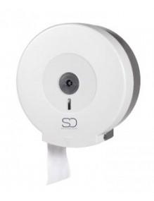 """Dispensador de papel higiénico en ABS, modelo """"Blanco"""""""