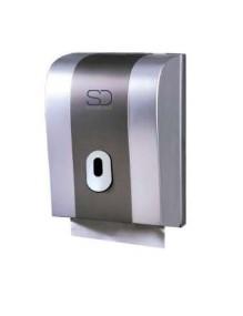 """Dispensador de papel toalla plegado o rollo tipo cocina, modelo""""Luxe"""""""