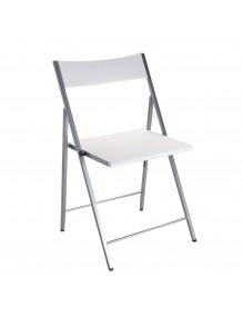 Kitchen chair in white,...