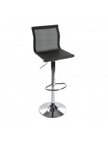 Kitchen stool in black, model Maya