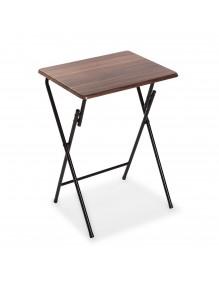 Mesa auxiliar plegable, modelo Eco
