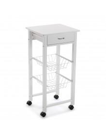 Küchenmöbel mit 1 Schublade und 2 Regalen, Modell Kit