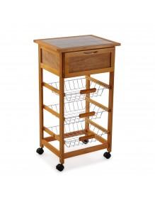 Küchenmöbel mit 1 Schublade und 3 Regalen, Modell Kit