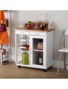 Auxiliary multipurpose kitchen cabinet