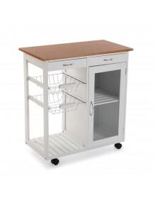 Hilfsmöbelstück für die vielseitige Küche
