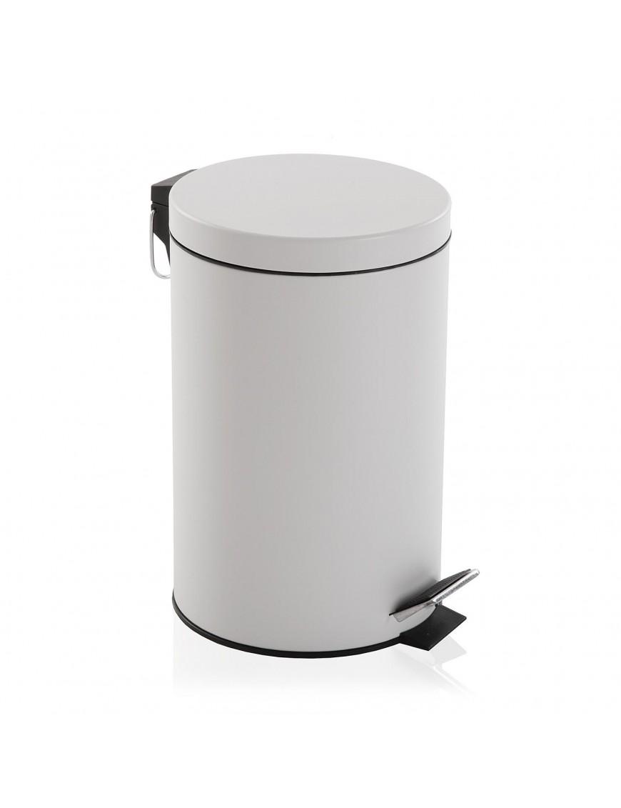 "Pedal bin 12 Liters, model ""White"""