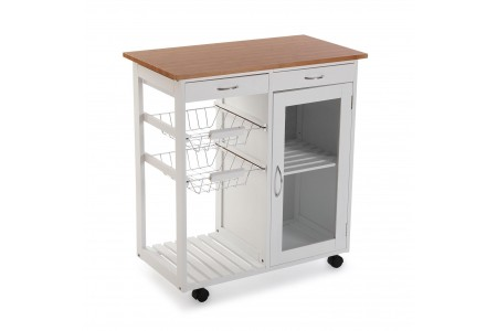Auxiliary kitchen tables