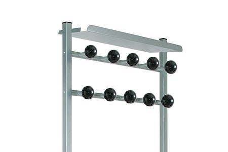 Mobile coat stand
