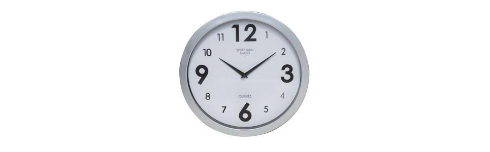 ▷ Comprar Online Relojes de pared para oficina ♻ Al mejor Precio ????