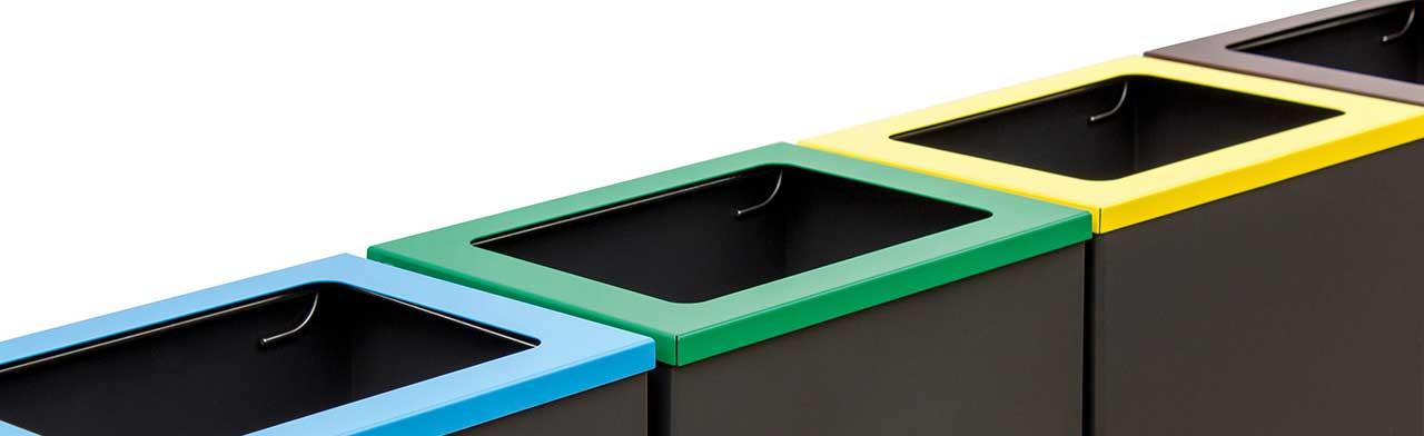 Cómo escoger la papelera de reciclaje para tu empresa