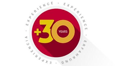 +30 years